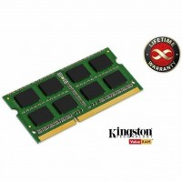 Модуль памяти для ноутбука SoDIMM DDR2 1GB 800 MHz Kingston (KVR800D2S6/1G)