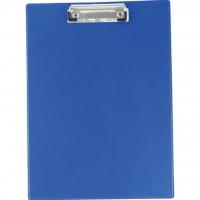 Клипборд-папка BUROMAX А4, PVC, dark blue (BM.3411-03)