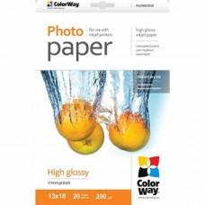 Бумага ColorWay 13x18 (PG2000205R)