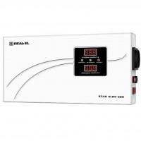 Стабилизатор REAL-EL STAB SLIM-500, white (EL122400006)