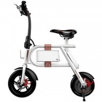 Электровелосипед InMotion E-Bike P1 White/Gold (High Version) (IM-EBP1-HVWG)