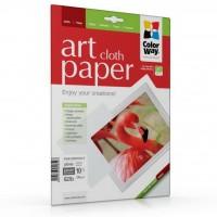 Бумага ColorWay Letter (216x279mm) ART, glossy, cloth (PGA230010CLT)