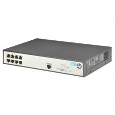 Коммутатор сетевой HP 1620-8G (JG912A)