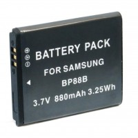 Аккумулятор к фото/видео EXTRADIGITAL Samsung BP88B, Li-ion, 880 mAh (DV00DV1385)