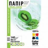 Бумага ColorWay A4 (ПМД140-50) (PMD140050A4)