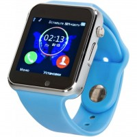 Смарт-часы ATRIX Smart watch E07 (blue)