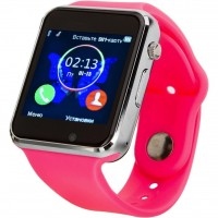 Смарт-часы ATRIX Smart watch E07 (pink)