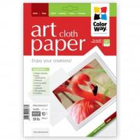 Бумага ColorWay Letter (216x279mm) ART, matte, cloth (PMA220010CLT)