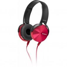 Наушники SONY MDR-XB450AP Red (MDRXB450APR.E)