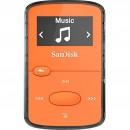 mp3 плеер SANDISK Sansa Clip JAM 8GB Orange (SDMX26-008G-G46O)