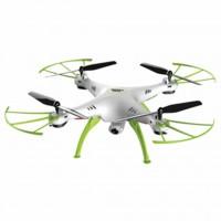 Квадрокоптер Syma X5HC white 330мм HD камера (45102)