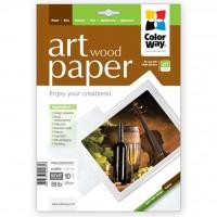 Бумага ColorWay Letter (216x279mm) ART, matte, wood (PMA220010WLT)