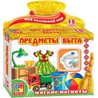 Настольная игра Vladi Toys Предметы быта (VT3101-09)