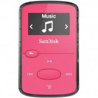 mp3 плеер SANDISK Sansa Clip JAM 8GB Pink (SDMX26-008G-G46P)