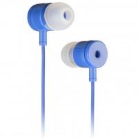 Наушники KitSound KS Vibes Earphones Blue (KSVIBBL)