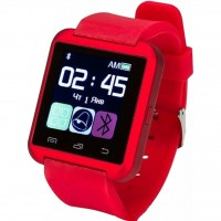 Смарт-часы ATRIX Smart watch E08.0 (red)