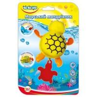 Развивающая игрушка BeBeLino Морский путешественник Черепашка (57094)