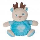 Мягкая игрушка Chicco Северный олень серии Soft Cuddles 15см (07495.20)