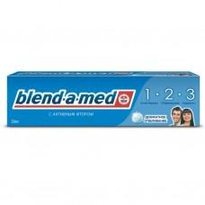 Зубная паста Blend-A-Med 3-Эффект Деликатное отбеливание 50 мл (5011321360730)