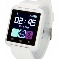 Смарт-часы ATRIX Smart watch E08.0 (white)