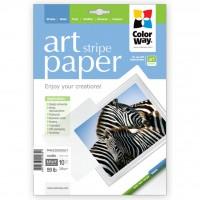 Бумага ColorWay Letter (216x279mm) ART, matte, stripe (PMA220010SLT)