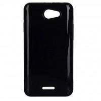 Чехол для моб. телефона для HTC Desire 516 (Black) Elastic PU Drobak (216403)