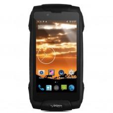 Мобильный телефон Sigma X-treme PQ30 (3700mAh) Dual Sim Black (4827798867785)