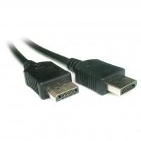 Кабель мультимедийный Display Port to Display Port 1.8m Cablexpert (CC-DP-6-1.8м)