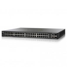Коммутатор сетевой Cisco SG200-50P (SLM2048PT-EU)