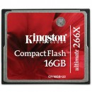Карта памяти Kingston Compact Flash 64Gb Kingston Ultimate 266x (CF/64GB-U2)