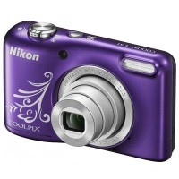 Цифровой фотоаппарат Nikon Coolpix L31 Purple Lineart (VNA873E1)