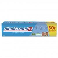 Зубная паста Blend-A-Med 3-Эффект Мягкая Свежесть 50 мл (5000174846928)
