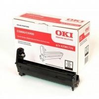 Фотокондуктор OKI C5800/5900/C5550 black (43381724)