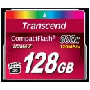 Карта памяти Transcend Compact Flash Card 128Gb 800X (TS128GCF800)