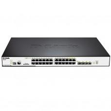 Коммутатор сетевой D-Link DGS-3120-24PC/RI