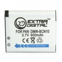 Аккумулятор к фото/видео EXTRADIGITAL Panasonic DMW-BCN10 (BDP1292)