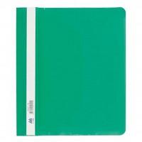 Папка-скоросшиватель BUROMAX А5, PP, green/ 12шт (BM.3312-04)