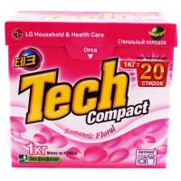 Стиральный порошок LG Tech Compact Romantic Floral 1 кг (8801051203295)