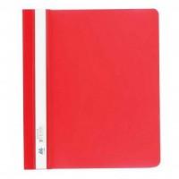 Папка-скоросшиватель BUROMAX А5, PP, red/ 12шт (BM.3312-05)