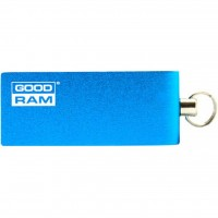 USB флеш накопитель GOODRAM 8GB UCU2 Cube Blue USB 2.0 (UCU2-0080B0R11)