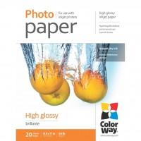 Бумага ColorWay Letter (216x279mm) glossy (PG200020LT)