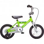 Детский велосипед Yedoo Pidapi 12 Alu 3+ Green (18960)